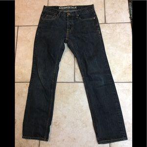 Aeropostale Essex  straight Jeans Sz 30/32